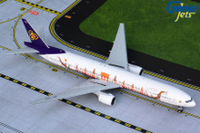 GeminiJets Thai Airways Boeing 777-300 HS-TKF Royal Barge Livery 1/200 G2THA875