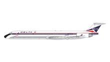GeminiJets Delta MD-88 N956DL Widget Livery 1/400 GJDAL548