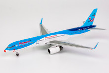 """NG Models Thomson Airways Boeing 757-200/w G-OOBE """"Merry Christmas""""  livery 1/400 NG53130"""