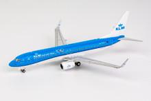 NG Models KLM Royal Dutch Airlines Boeing 737-800/w PH-BCH '100th Anniversary' 1/400 NG58042