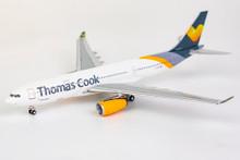 """NG Models Thomas Cook Airlines Airbus A330-200 G-TCXB """"sun heart"""" livery 1/400 NG61011"""
