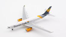 """NG Models Thomas Cook Airlines Airbus A330-200 G-MDBD with new """"Sunny Hearts"""" decal 1/400 NG61012"""