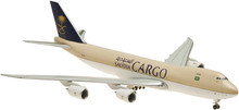 Hogan Saudi Arabian Cargo Boeing 747-8 Without Stand 1/400