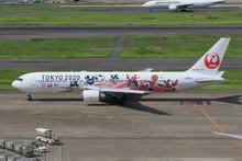 Phoenix JAL Japan Airlines Boeing 767-300ER JA601J 1/400