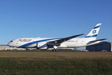 Phoenix EI AI Israel Airlines Boeing 787-8 4X-ERA 1/400