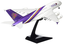 SkyMarks Thai Airbus A380 with Gear 'New Livery' 1/200
