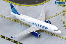 GeminiJets United Airbus A319 N876UA New Livery 1/400 GJUAL1914