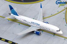 GeminiJets United Express/ExpressJet E175 N605UX New Livery 1/400 GJUAL1889