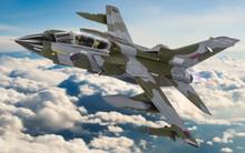 Corgi Panavia Tornado GR.4 ZG752, Retirement Scheme, RAF Marham, March 2019 1/72