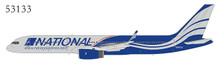 NG Models National Airlines Boeing 757-200 N567CA 1/400 NG53133
