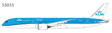 "NG Models KLM - Royal Dutch Airlines Boeing 787-9 Dreamliner PH-BHP ""Tulip""; 100th Anniversary 1/400 NG55033"