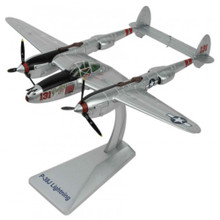 Air Force One P-38J LIGHTNING USAAF 'PUDGY IV' 431ST FS, 475TH FG, MA 1/48 AF1-0150