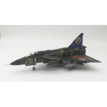 Aviation72 SAAB VIGGEN JA37 01 LAST FLIGHT AUGUST 2000 1/72 AV7242007