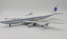Inflight200 Pan American World Airways - Pan Am N655PA Boeing 747-121 Clipper Wild Fire 1/200IF741PA0719P