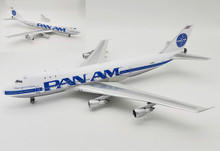 Inflight200 Pan American World Airways - Pan Am Boeing 747-121 N735PA 1/200 IF741PAA0918