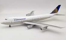 Inflight200 Continental Airlines Boeing 747-200 N33021 1/200 IF742CO1218
