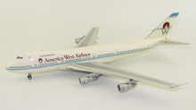 Inflight200 America West Airlines Boeing 747-200 N532AW 1/200 IF747HP002