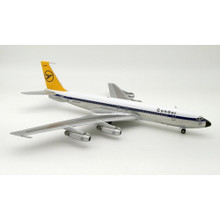 Inflight200 Condor Boeing 707-430 D-ABOC Polished With Stand 1/200 WB704DE001P
