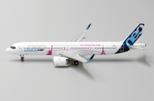 JC Wings Airbus Industrie Airbus A321NEOLR Reg: D-AVZO With Antenna 1/400 LH4089