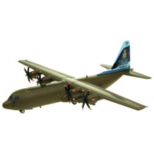 Inflight200 C-130 Hercules RAF ZH866 206 Squadron 100 Years Limited Edition 1/200 IFCLEV130866