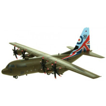 Inflight200 C-130 Hercules RAF ZH883 50 Years Limited Edition 1/200 IFCLEV130883