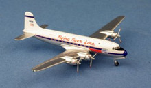 Aeroclassics Flying Tigers Douglas DC4 N86581 (Ltd125pcs) 1/400 AC1515