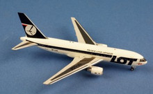 Aeroclassics  LOT polish Airlines Boeing 767-200 SP-LOA - Ltd150 1/400 AC419521