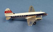 Aeroclassics National Airlines Curtiss C-46 N1661M - Ltd100 1/400 AC419362