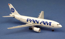 Aeroclassics Pan Am Airbus A310-200 N801PA -  Ltd225pcs 1/400 AC1447