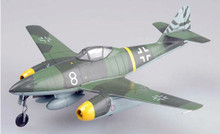 """Easy Models Messerschmitt Me 262 A-1a  """"WHITE 8"""" Kommando Novotny 1944 1/72 EM36366"""