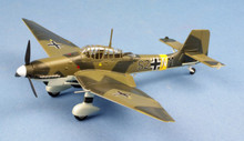 Easy Models Junkers JU-87D-1 - StG.3 1943 1/72 EM36386