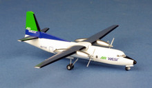Western Models Air West Fairchild F-27 N2772R - 1/200 Western Models Ltd120 WM125