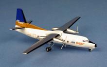 Western Models Air West Fairchild F-27 N746L - Western Models Ltd100 1/200 WM127