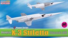Dragon Warbirds Douglas X-3 Stiletto (double) 1/144 DW51028