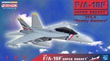 """Dragon Warbirds F/A-18F Super Hornet VFA-2 """"Bounty Hunters"""" - 1/72 DW50064"""