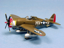 "Dragon Warbirds P-47D Razorback ""little chief"" 61st/FS-56th/FG - 1/72 DW50125"