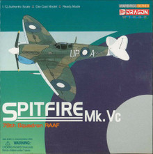 "Dragon Warbirds Spitfire Mk.Vc UP-A ""JEN III"" 79th Squadron - 1944 - 1/72 DW50167"