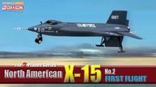 Dragon Warbirds X-15 North American No.2 First Flight 1/144 DW51032