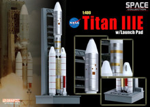 Dragon Space Titan IIIE w/launch pad DW56343