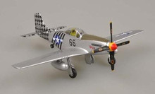 "Easy Models P-51K ""Mustang"" Air commando SQD-INDE 1945-1/48 EM39305"