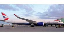 Herpa British Airways Airbus A350-1000 G-XWBB 1/500