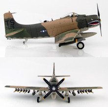 HobbyMaster A-1H Skyraider 22nd SOS 56th SOW - Ltd600 June 2019 1/72 HM2914