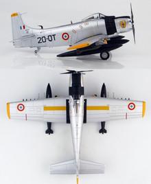 HobbyMaster AD-4 Skyraider EC 2/20 'OUARSENIS'  Algeria 1960s - Ltd400 June 2019 1/72 HM2916