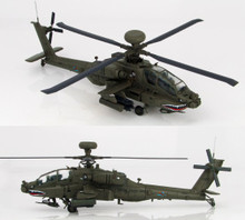 HobbyMaster AH-64D Longbow 8th Battalion 229th Aviation Rgt US Army- Ltd1500 1/72 HMH1201