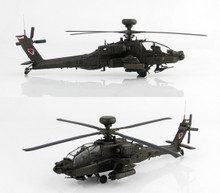 HobbyMaster AH-64D Longbow 120th Sqn RSAF, 2016 -  Ltd400 1/72 HMH1204