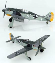 HobbyMaster Focke Wulf 190A-4 III/JG2 Cherbourg 1943 - Ltd 1/48 HM7424