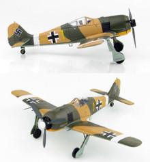 HobbyMaster Focke Wulf FW190A-4 6./JG 2 Obl Erich Rudorffer Africa 1943 - Ltd450 02/19 1/48 HM7425