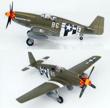 "HobbyMaster P-51B Mustang ""Blackpool Bat"" 363rd FS/357 FG 1/48 HM8512"