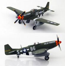 HobbyMaster P-51D Mustang Capt Bud Anderson 363rdFS/357thFG - 1/48 Ltd300  1/48 HM7729B