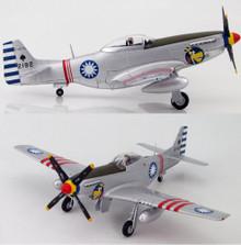HobbyMaster P-51D Mustang 21st Sqn., 4th FG, ROCAF, c. 1949 -  Ltd450 1/48 HM7731